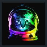 "Cat astronaut - space cat - funny cats photo print<br><div class=""desc"">astronaut, &quot;cats in space&quot;,   kitty,  pussycat,  pet,  kittens,  &quot;cute cats&quot;,  &quot;tabby cat&quot;, &quot;rainbow cat&quot;, &quot;colorful cats &quot;</div>"