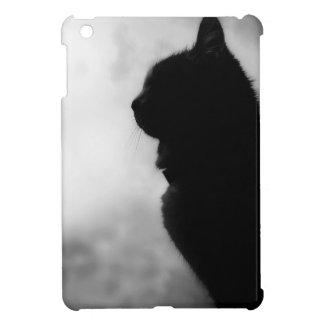 Cat ate Night Feline Animal cap Cat Puss Pussy Cover For The iPad Mini