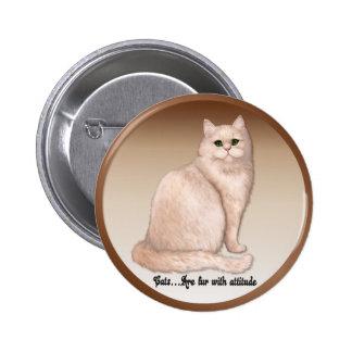 Cat Attitude Pins