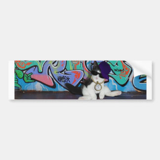 Cat Attitude.......Cat-itude! Bumper Sticker