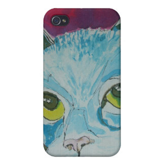Cat Ba Lue iPhone Cover iPhone 4/4S Cover