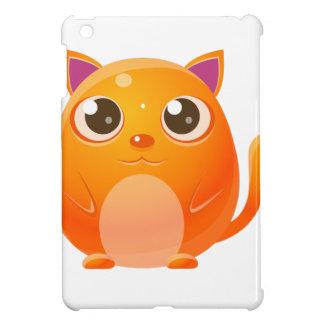Cat Baby Animal In Girly Sweet Style iPad Mini Cover