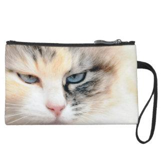 Cat Wristlet
