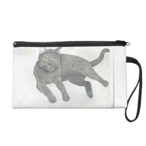 Cat Bag by Julia Hanna