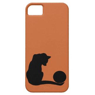 Cat & Ball iPhone SE/5/5s Case
