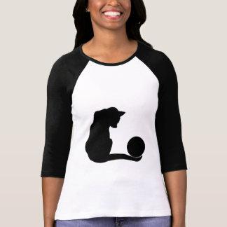 Cat & Ball T-Shirt