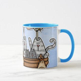 cat balloon mug