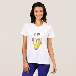 Cat banana T-Shirt