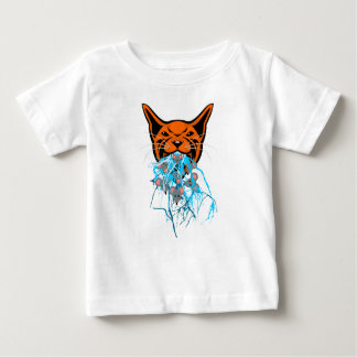 Cat Barf Mouse Heads Baby T-Shirt