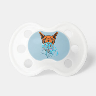 Cat Barf Mouse Heads Pacifier