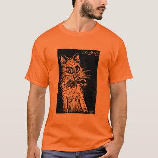 Cat & Beetle T-Shirt