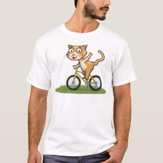 Cat Biker T-Shirt
