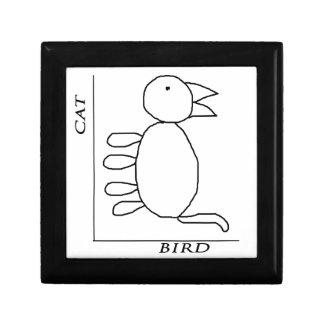 Cat Bird Gift Box
