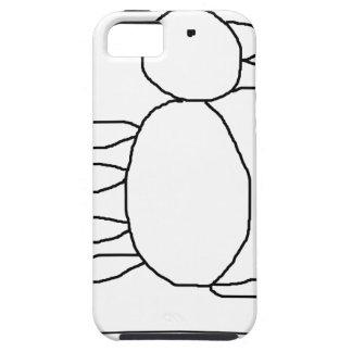 Cat Bird iPhone SE/5/5s Case