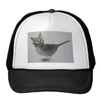 Cat-bird Trucker Hat
