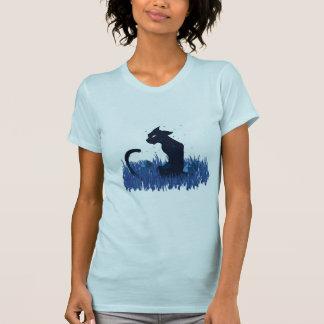 Cat-blue Shirt