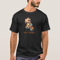 Cat - Born To Be Wild T-Shirt