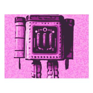 Cat Bot 3000 Postcard