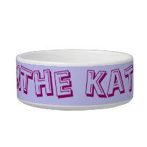 CAT BOWL(I'M THE KATZ!) BOWL