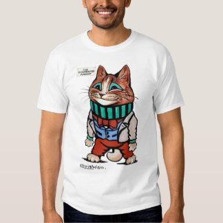 Cat boy, Louis Wain T Shirts