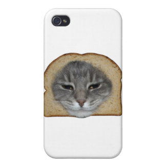 Cat Breader iPhone 4 Covers