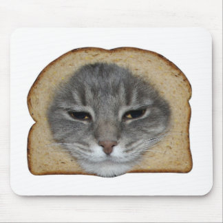 Cat Breader Mouse Pad