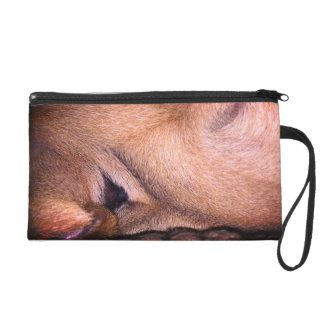 Cat butt? Dog but!! Wristlet