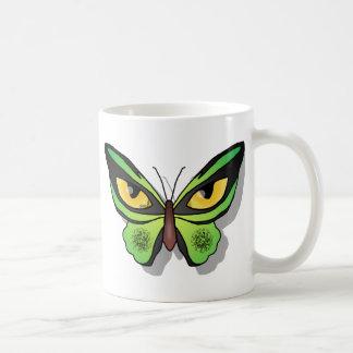 Cat Butterfly Coffee Mug