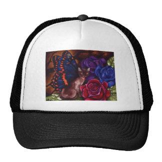 Cat Butterfly Fairy Trucker Hat
