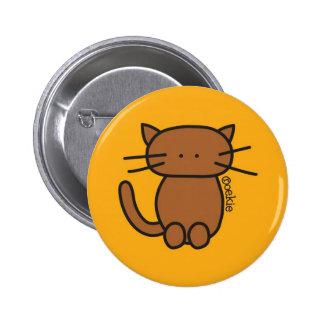 Cat - Button