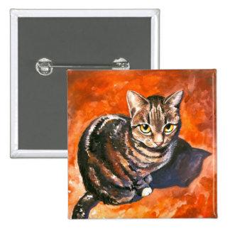 Cat Button