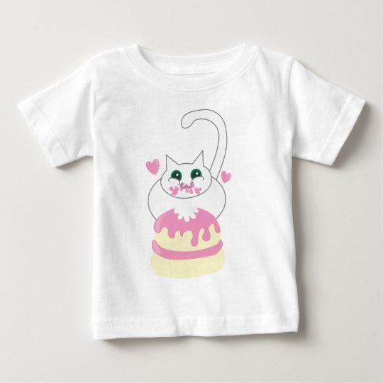 Cat Cake Baby T-Shirt