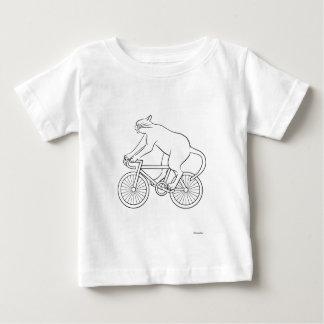 Cat car - cat sprint- B (black) Infant T-shirt