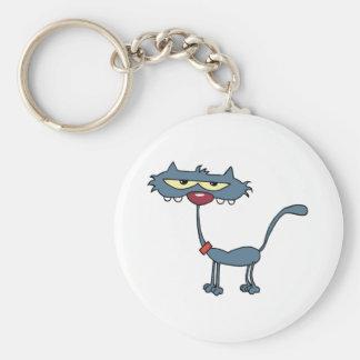 Cat Cartoon Charactrer Keychain