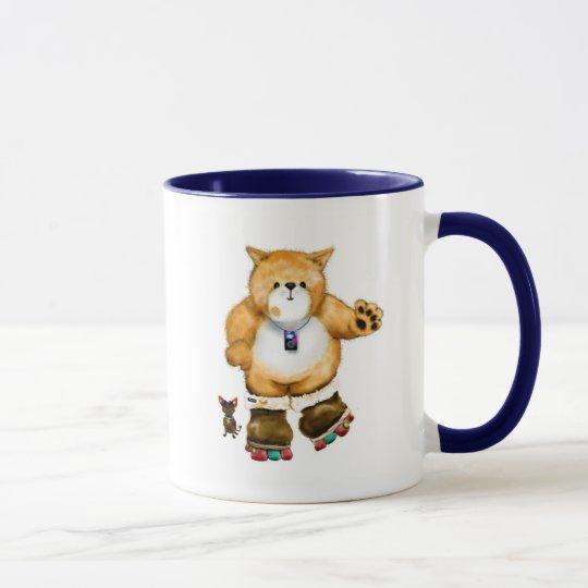 Cat Cartoon Mug