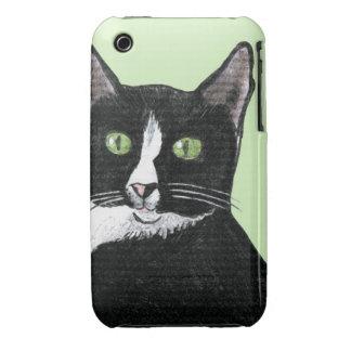 Cat iPhone 3 Cover