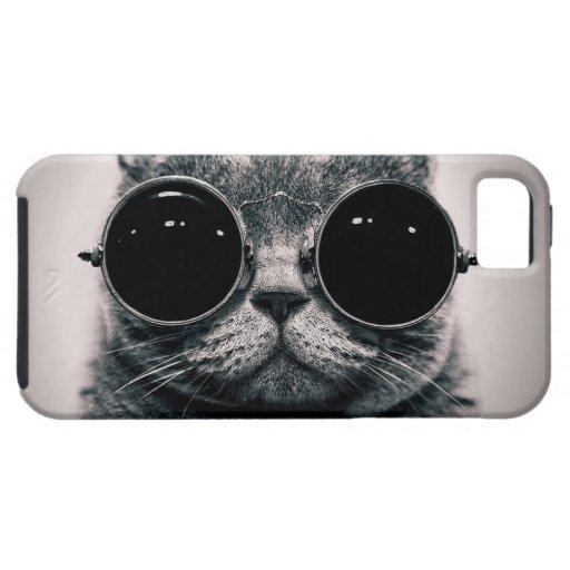 cat iPhone 5 case