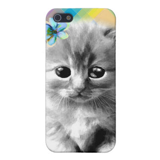 Cat Case For iPhone SE/5/5s