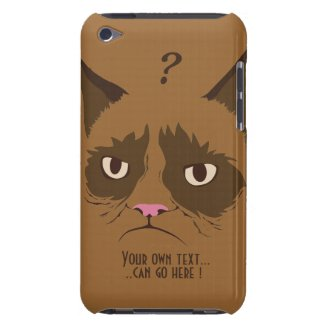 Cat Case-Mate iPod Touch Case
