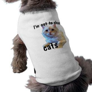 Cat Chaser Dog Walk Shirt