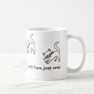 Cat Chips Coffee Mugs