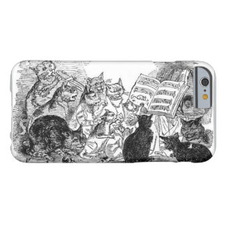 Cat Chorus Barely There iPhone 6 Case