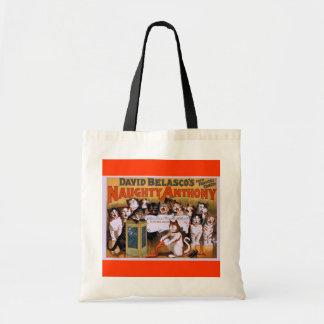 Cat Chorus! - Budget Tote Canvas Bag