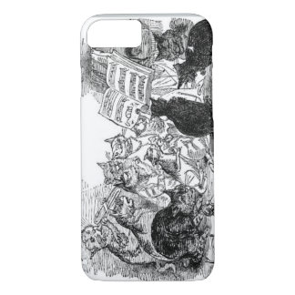 Cat Chorus iPhone 8/7 Case
