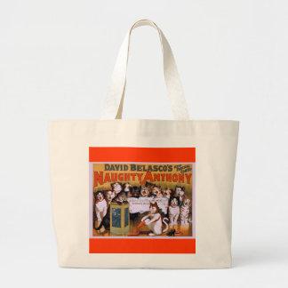Cat Chorus! - Jumbo Tote Tote Bags