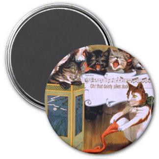Cat Chorus! - Magnet #1