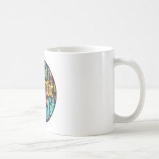 cat circle mugs
