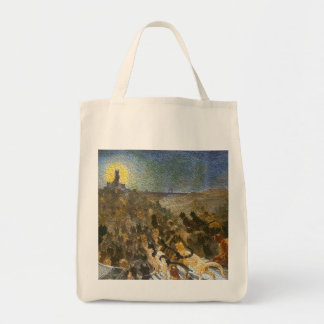 Cat City by artist Théophile Steinlen Tote Bag