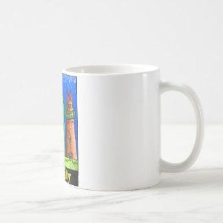 cat city coffee mug