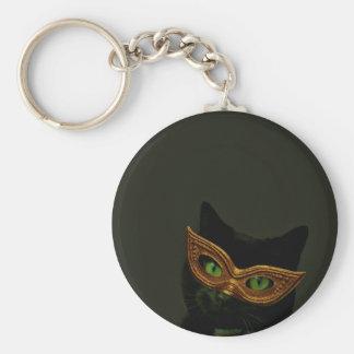 Cat Class Keychains